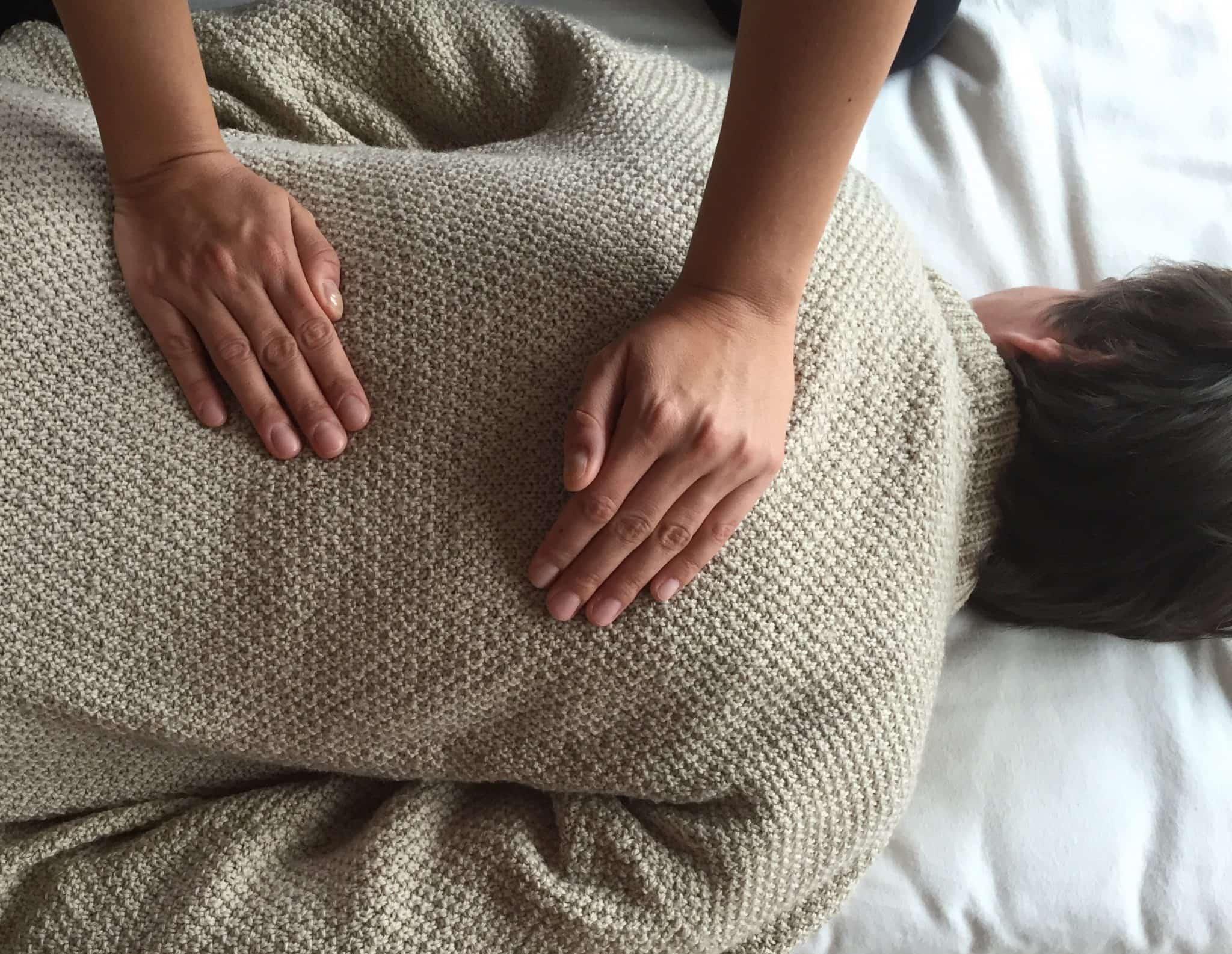 Shiatsu Massage Brussels