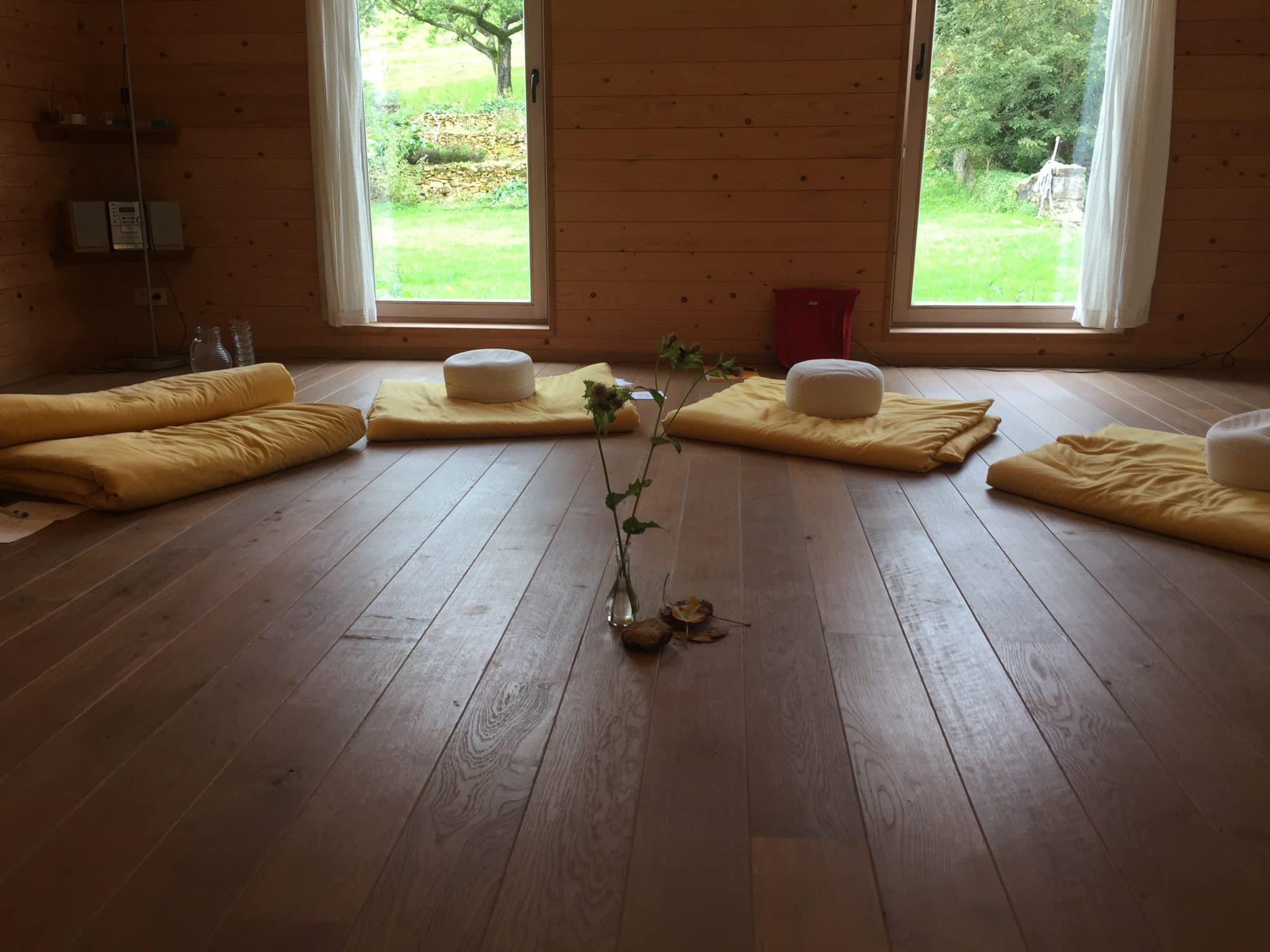 Holistic Health & Shiatsu Workshops Brussels