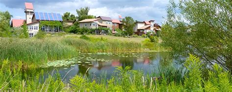 Eco-villages and following your heart
